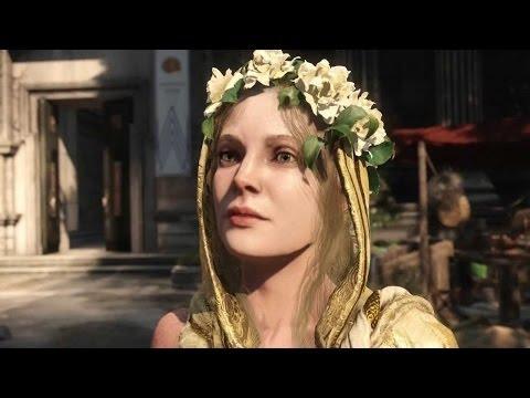 Ryse Son of Rome Full Movie All Cutscenes...
