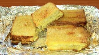 Французские сладкие тосты - рецепт / Как приготовить вкусные тосты