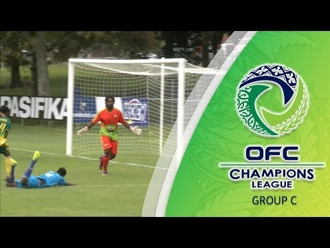 2017 OFC CHAMPIONS LEAGUE | Group C MD1 | Malampa Revivors v Lae City Dwellers Highlights