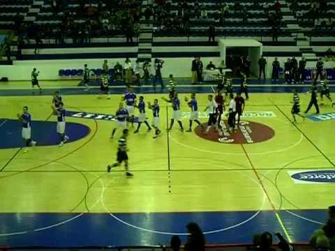 Futsal :: 11J :: Belenenses - 4 x Sporting - 2 de 2009/2010