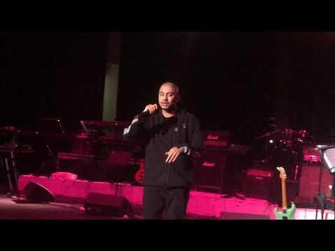 Aman Ra Budak Flat Konsert At Universiti Pendidikan Sultan Idris