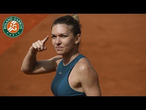 Simona Halep vs Sloane Stephens - The day before the final I Roland-Garros 2018