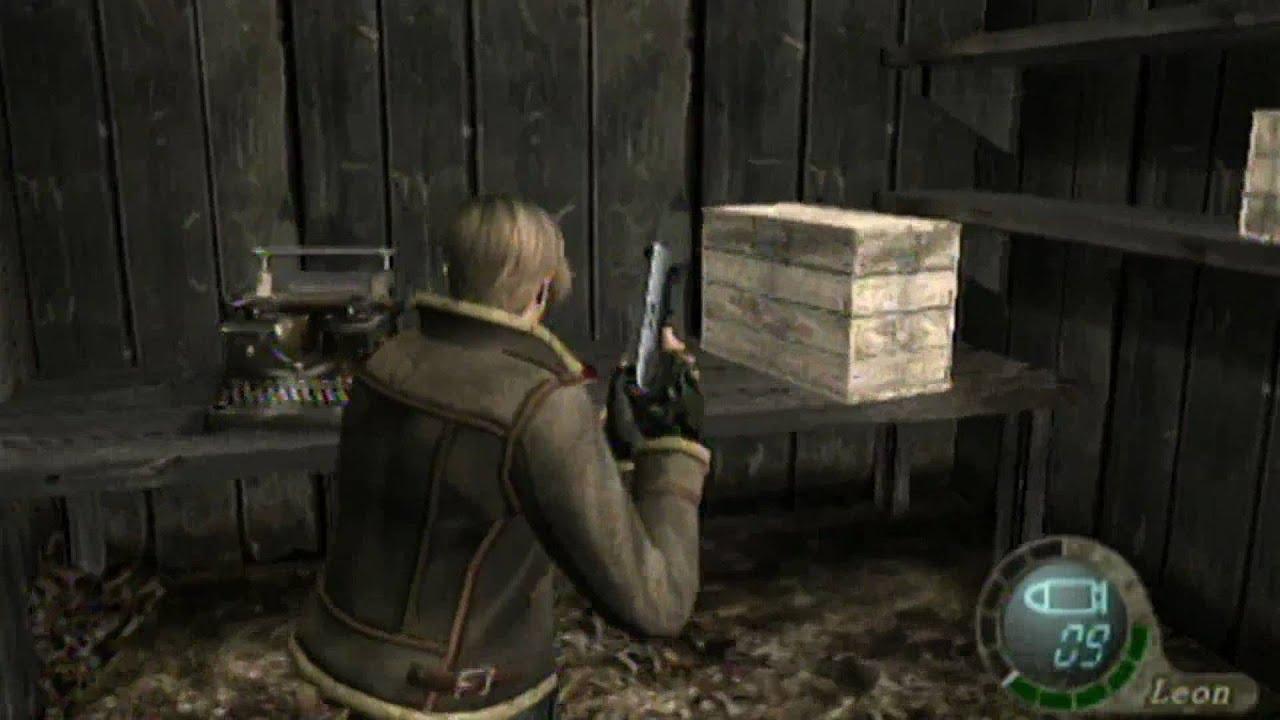 Resident evil 4- Gamecube- Gameplay - YouTube
