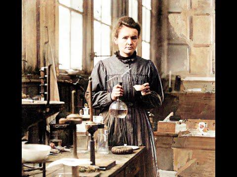 MARIE CURIE (Año 1867) Pasajes de la historia (La rosa de los vientos)