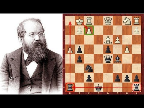 Chess Mating net construction : How to cover King escape squares?! Dubois vs Steinitz:London (1862)