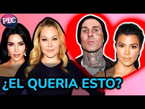 Travis Barker: ¿ha deseado a Kourtney Kardashian durante mucho tiempo?