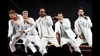 Backstreet Boys - As Long As You Love - Festival de Viña de...