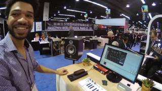 Expressive E Touche Controller - NAMM 2017 - Patchwerks Seattle