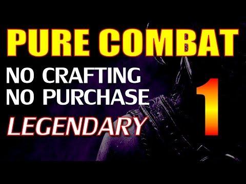 Extreme Skyrim Pure Combat Walkthrough - NO CRAFTING, NO PURCHASE - 1H 80 Challenge - Part 1 thumbnail