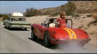 Car chase in Hot Rods to Hell