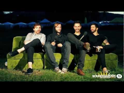 The Jerks Interview Soundgarden Festival 2012
