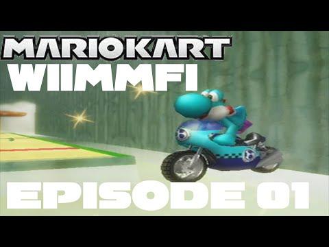 Mario Kart Wiimmfi! (Episode 1)
