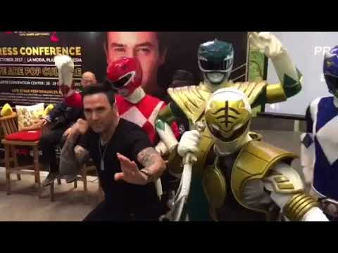 Jakarta: Indonesia Comic Con Press Conference (My Morphing Vlog Ep. 32)