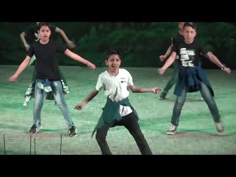 Chal Batas| Manmagan-Performed by Class 6 students | Rosebud School Annual Cultural Show 2075