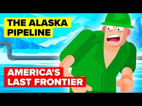 How The Alaska Pipeline Transformed America's Last Frontier