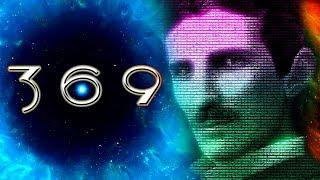 Nikola Tesla 3 6 9 Key To The Universe Sacred Solfeggio Manifestation 6390 Hz ♡ 432 Hz Miracle Music