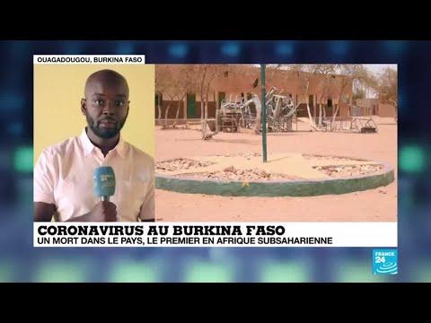Coronavirus - Covid-19: un premier décès en Afrique subsaharienne