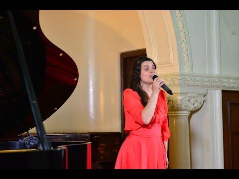 Concert Lumină din Lumină, Ediția II - Luiza Spiridon