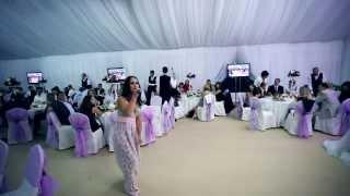Видеосъемка свадьбы  в яхт клубе ресторана DonDavid