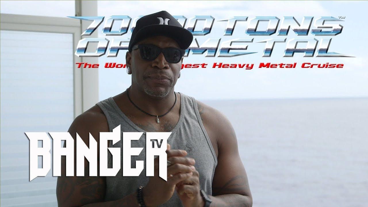 SEPULTURA singer Derrick Green interview at 70,000 Tons of Metal episode thumbnail
