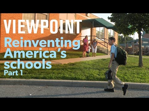 Reinventing America's schools (Part 1) – interview with David Osborne | VIEWPOINT