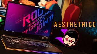 Review ROG STRIX HERO III | Laptop Gaming ROG Yang Pas Harga dan Designnya