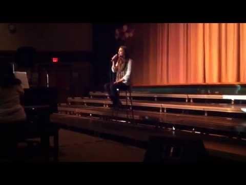 15 Year Old Sings Gravity by Sarah Bareilles
