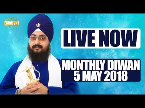 live streaming parmeshar dwar monthly diwan 5 may 2018