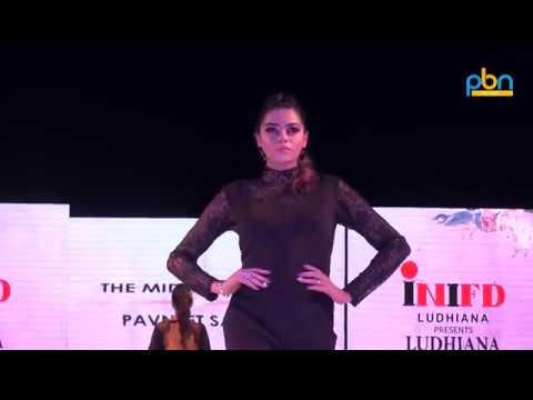 Ludhiana Fashion Week from INIFD || Entertainment Da Ghaint Show  PBN USA