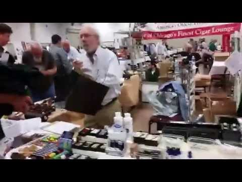 A Walk Through From Chicago Pipe Show 5/3/15