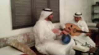 باحث ومؤرخ موسيقي عصام جنيد يغني(ياريم ظبي الفلا)والفنان محمدهاشم بالايقاع