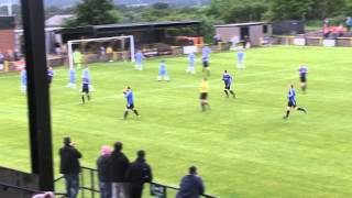 Troon v Hurlford Cup Final Goals