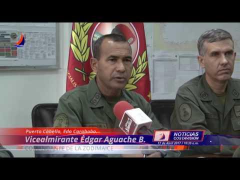 NOTICIAS COSTAVISIÓN: Zodimaice continúa trabajando firma en la unión cívico – militar de Venezuela