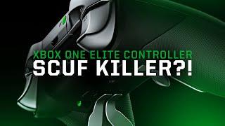 XBOX ELITE CONTROLLER - SCUF KILLER?