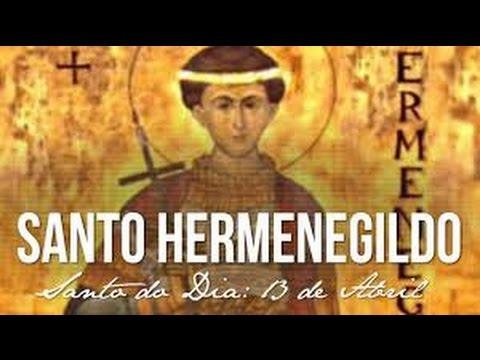 Resultado de imagem para santo hermenegildo mártir