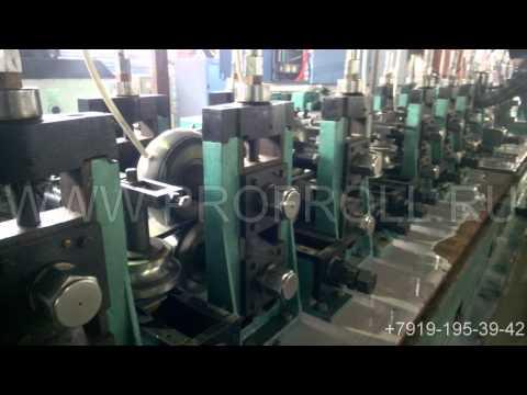 Оборудование по производству профильной трубы ST-102