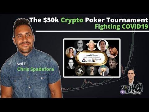 $50k Crypto Charity Poker Tournament, Hear from the Winner w/ Chris Spadafora