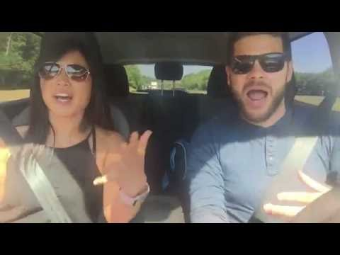 Carpool sing-along to the entire first act of Hamilton