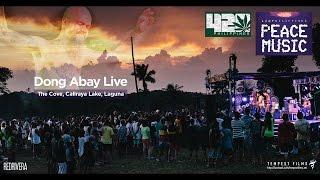 Rebolusyon, Solb, Trapo - Dong Abay Live at 420 Philippines Peace Music 6 (Lyrics/Karaoke)