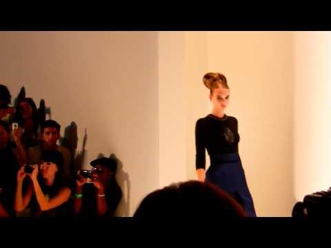 Zang Toi interview - Spring 2012 New York Fashion Week - Meniscus Magazine