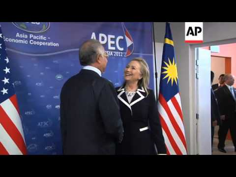 US Sec of State meets SKorean and Malaysian leaders on sidelines of APEC summit