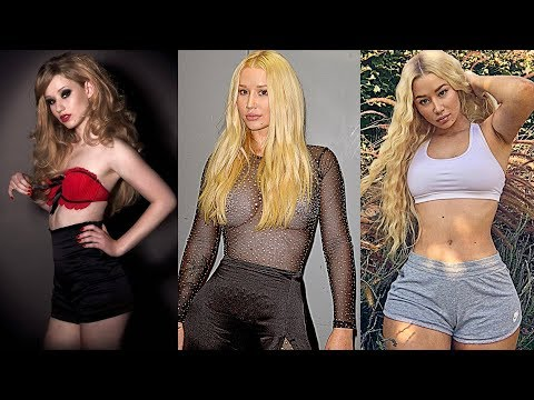 Iggy Azalea Transformation 2018   From 1 to 28 Years Old