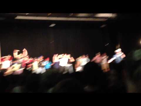 Summit Lakes Middle School 2013-2014 Teacher Dance