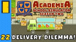 Sir! We're Off To McDonald's, Do You Want Anything? | Academia: School Simulator- Season 2 - Part 22