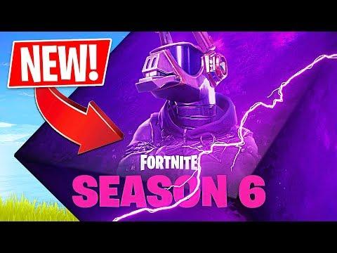 Fortnite Season 6 Countdown Fortnite Battle Royale Youtube