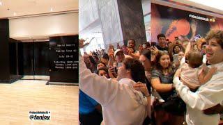 CHICAGO DAVID DOBRIK #2 POP-UP SHOP WITH FANJOY | INSTAGRAM STORIES