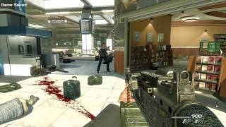 Call Of Duty Modern Warfare 2 Mission 4: No Russian