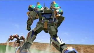 Xbox360『電脳戦機バーチャロン フォース』Promotion Video