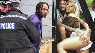 Naira Marley Is Going To Jail   Wizkid Slaps Tiwa Savage Big Backside