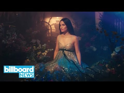 Kacey Musgraves Shares Brand-New Music Video for Emotional Ballad 'Rainbos' | Billboard News